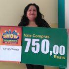 Prêmios da campanha de Natal 2017 da CDL de Brumado, entregues!