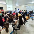Workshop promovido pela IRC Digital em parceria com a CDL sobre Setembro Amarelo / valorização da vida