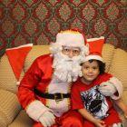 A alegria continua na Casa do Papai Noel!