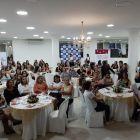 O ENCONTRO DE MULHERES EMPREENDEDORAS, que aconteceu nessa sexta-feira, no Cerimonial Leonor Abreu, superou todas as expectativas!