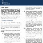 """""""ORIENTAÇÕES SOBRE OS ASPECTOS GERAIS DA CRISE"""""""